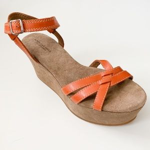 American Eagle Wedge Sandals